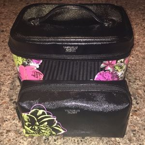 Victoria's Secret Bombshell Wildflower Train case